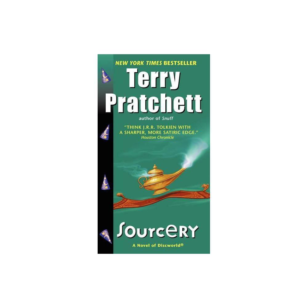 Sourcery Discworld Novels Paperback By Terry Pratchett Paperback