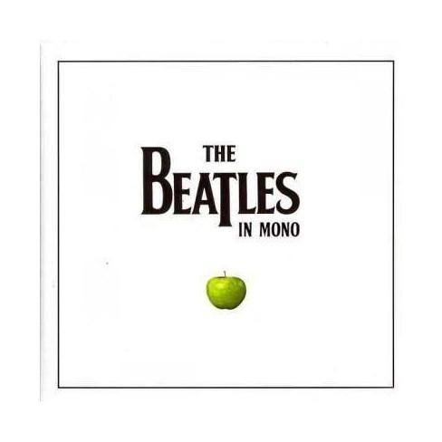 Beatles - Beatles in Mono (CD) - image 1 of 1