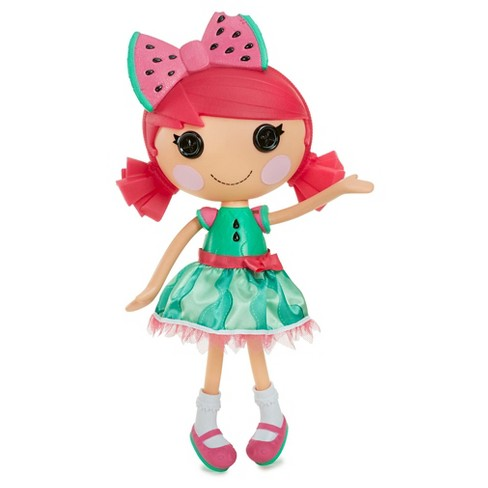 Lalaloopsy Doll- Water Mellie Seeds - image 1 of 4