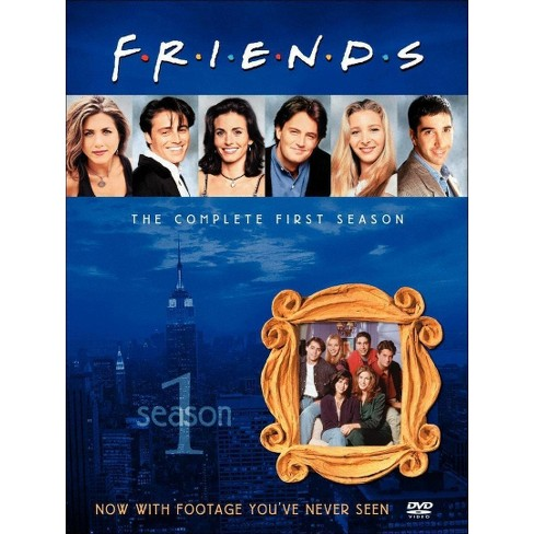 Friends: The Complete First Season [4 Discs] - image 1 of 1