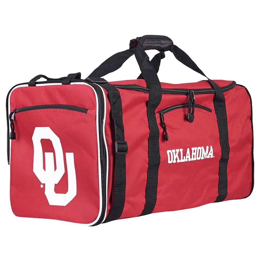 NCAA Northwest Steal Daypack Duffel Bag Oklahoma Sooners - 28x11