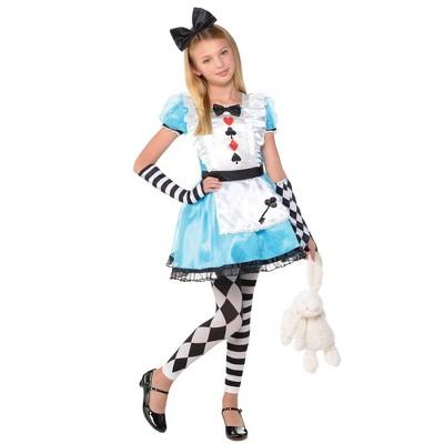 Kids' Alice Halloween Costume
