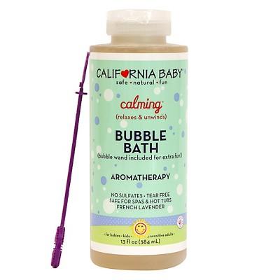 California Baby Calming Bubble Bath