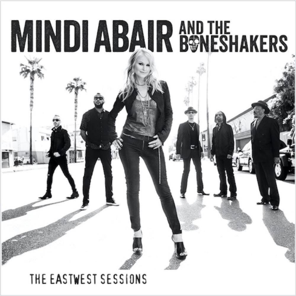 Abair Mindi The Boneshakers Eastwest Sessions Cd