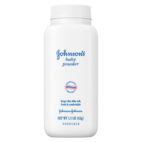 Johnson & Johnson Baby Powder - 1.5oz - image 1 of 3