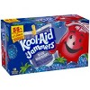 Kool-Aid Jammers Blue Raspberry Juice Drinks - 10pk/6 fl oz Pouches - image 2 of 4