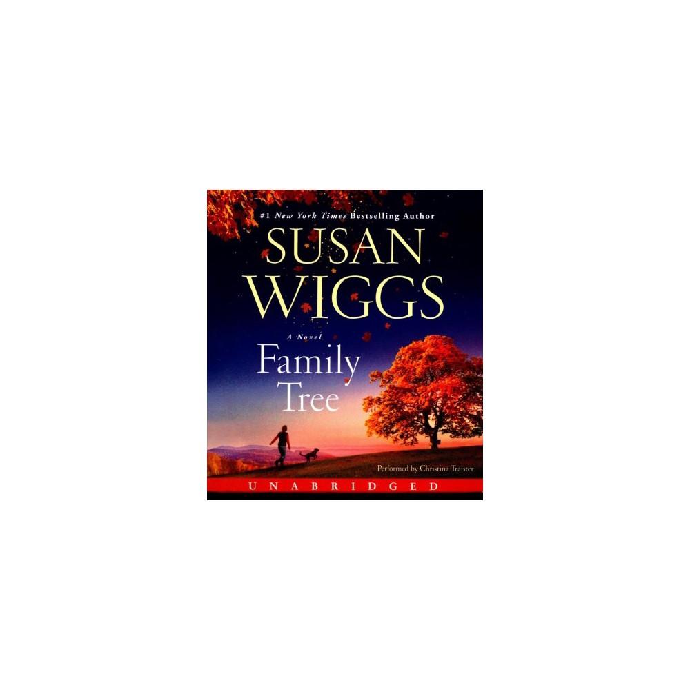 Family Tree (Unabridged) (CD/Spoken Word) (Susan Wiggs)