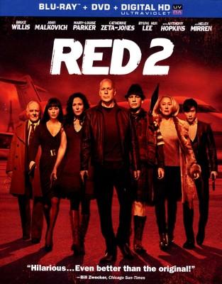 RED 2 (Blu-ray + DVD + Digital)