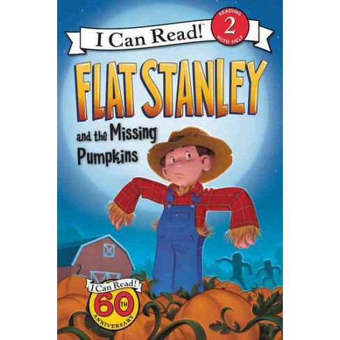 Flat Stanley and the Missing Pumpkins - (I Can Read Level 2) by  Jeff Brown (Paperback) - image 1 of 1