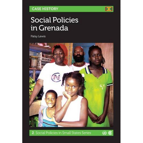Social Policies in Grenada - (Social Policies in Small States) by  Patsy Lewis (Paperback) - image 1 of 1