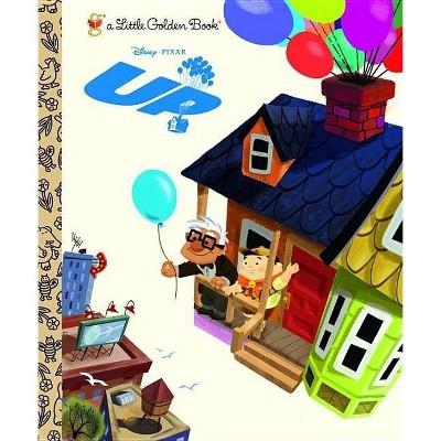 Up (Disney/Pixar Up)- (Little Golden Books (Random House))(Hardcover)- by RH DISNEY