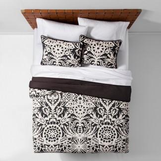 Black Ananjassa Comforter Set (Twin/Twin XL) - Opalhouse™