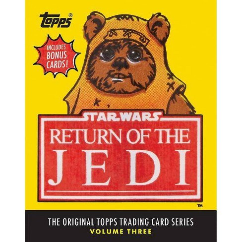 Star Wars: Return of the Jedi - (Topps Star Wars) by  Lucasfilm Ltd & Gary Gerani (Hardcover) - image 1 of 1