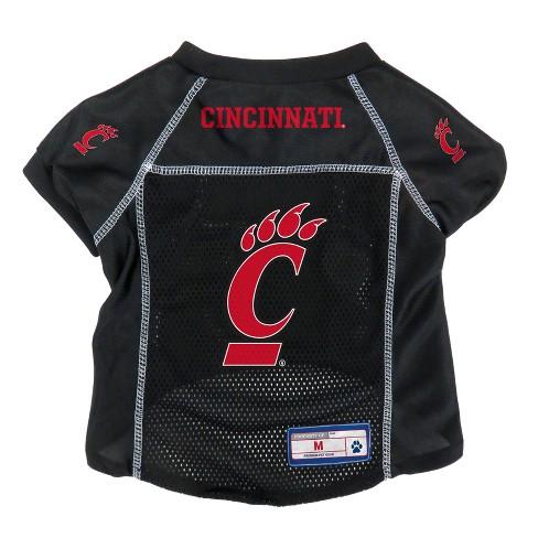 buy popular 3b545 89197 NCAA Little Earth Pet Football Jersey - Cincinnati Bearcats