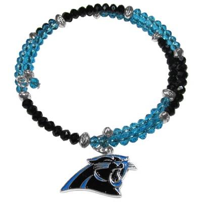 NFL Memory Wire Crystal Bracelet