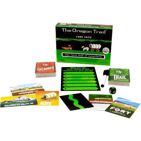 The Oregon Trail Game Target