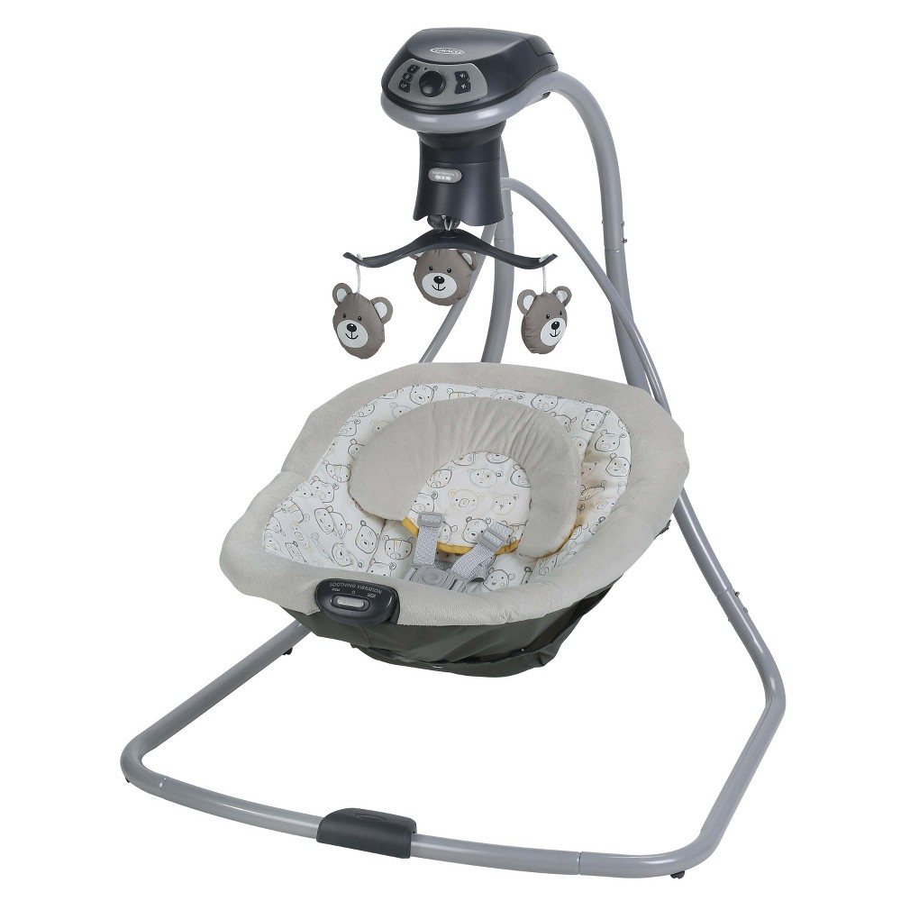 Graco Simple Sway LX with Multi-Direction Seat - Teddy