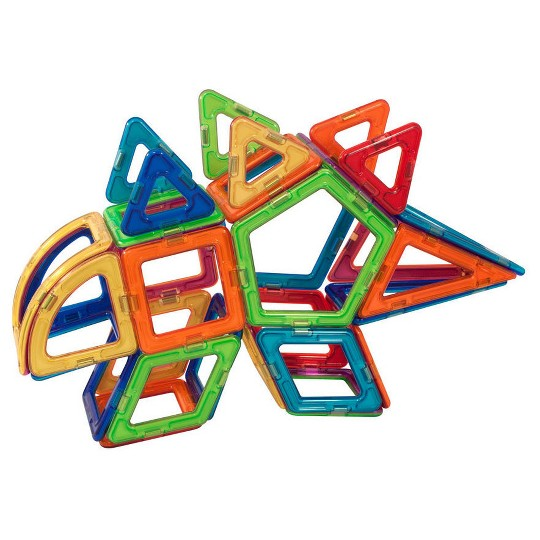 Magformers Dinosaur Magnetic Toy Building Set image number null
