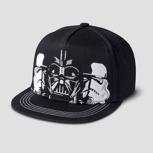f3dda515 Kids' Star Wars Baseball Hat - Black : Target