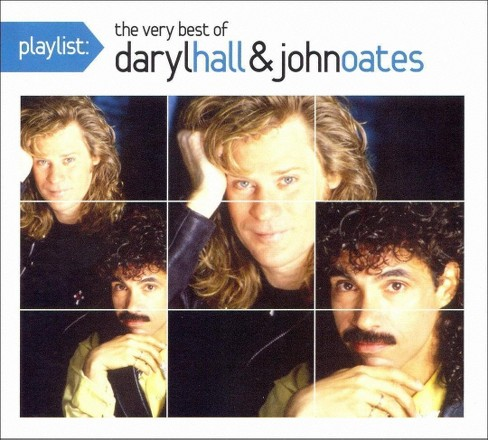 Playlist: The Very Best of Daryl Hall & John Oates - image 1 of 1