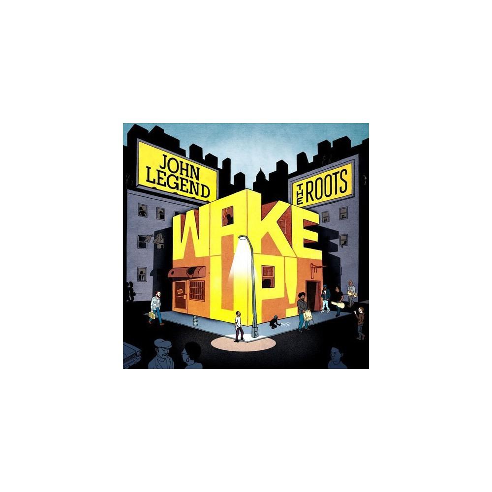 John Legend - Wake Up (Vinyl)