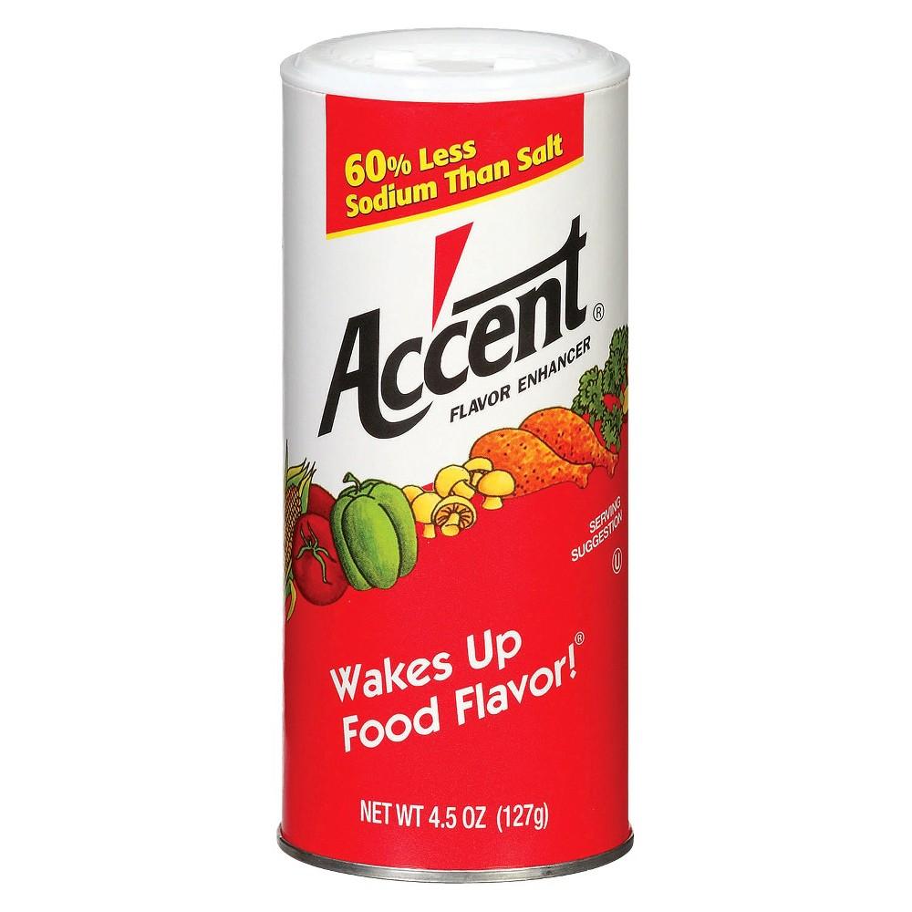 Image of Accent Flavor Enhancer - 4.5oz