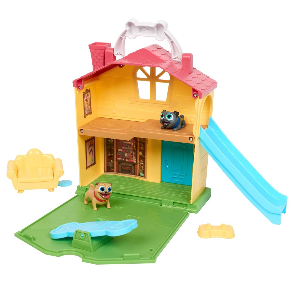 Puppy Dog Pals Stow N 39 Go Tree House Playset
