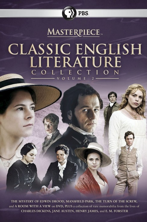 Masterpiece Classic: Classic English Literature Collection, Vol. 2 [4 Discs] - image 1 of 1
