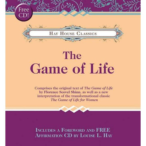 The Game of Life - (Hay House Classics) by  Florence Scovel Shinn (Mixed media product) - image 1 of 1