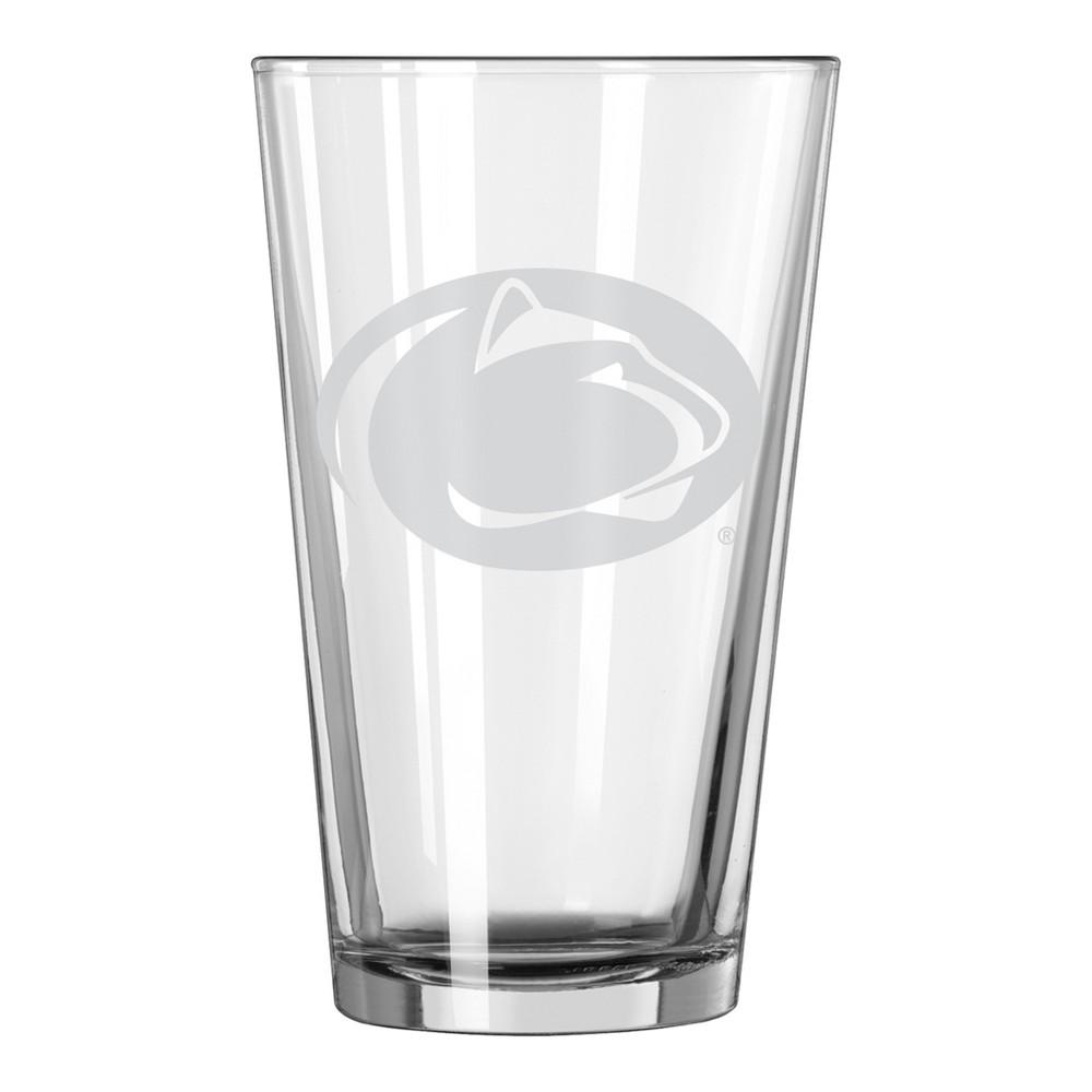 NCAA Penn State Nittany Lions Single Boxed Pint Glass - 16oz