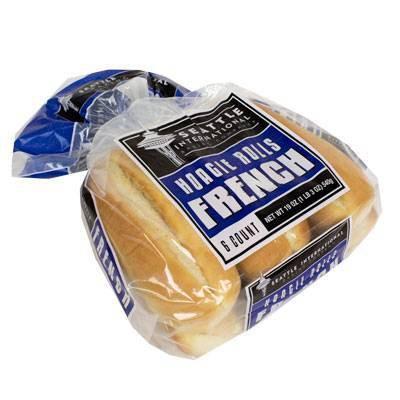 Seattle International French Roll - 19oz