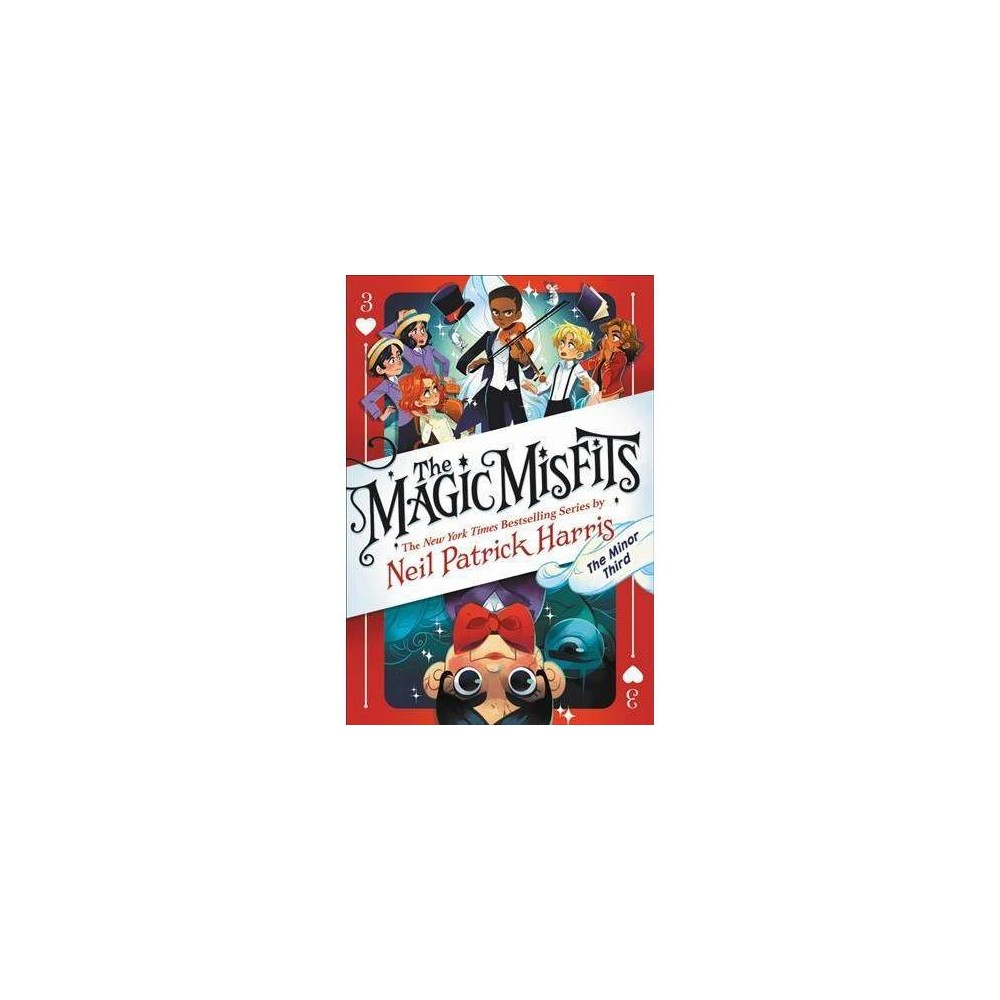 The Third Movement - (Magic Misfits) by Neil Patrick Harris (CD)