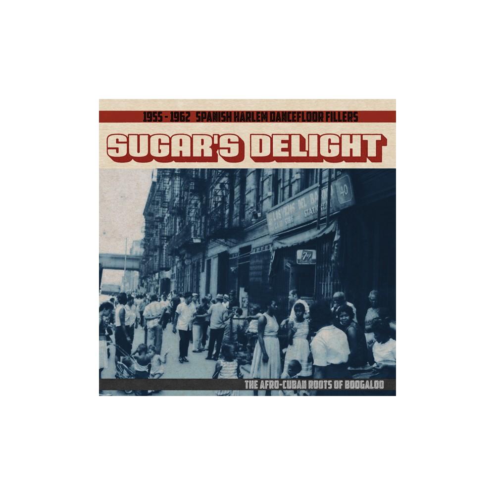 Various - Sugar's Delight:1955-1962 Spanish Har (Vinyl)