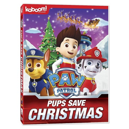 Paw Patrol Christmas.Paw Patrol Christmas Winter Fun Movies