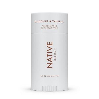 Deodorant: Native
