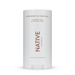 Native Coconut & Vanilla Deodorant - 2.65oz