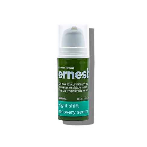 ernest by Ernest Supplies Night Shift Recovery Serum - 1oz