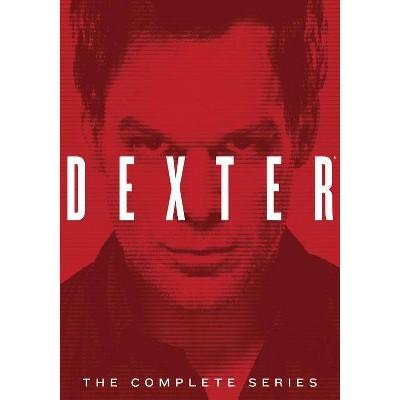 Dexter: The Complete Series (DVD)(2020)