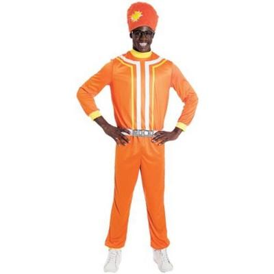 Yo Gabba Gabba! Dj Lance Rock Costume Adult