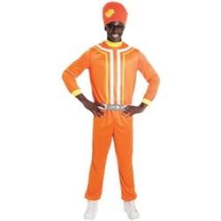Paper Magic Group Yo Gabba Gabba! Dj Lance Rock Costume Adult Small