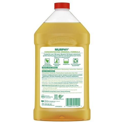 Murphy Oil Soap Wood Cleaner Original 32 Fl Oz Target