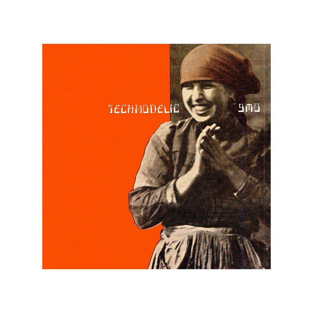 Yellow Magic Orchest - Technodelic (Vinyl)