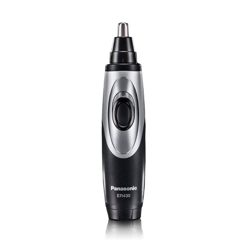 Panasonic Nose/Ear Hair Wet/Dry Electric Trimmer with Micro Vacuum System - ER430K - image 1 of 4