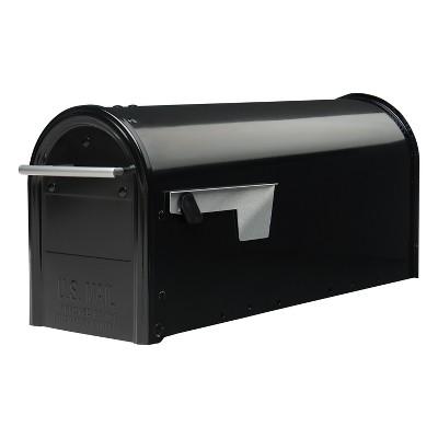 Franklin Post Mount Mailbox - Gibraltar