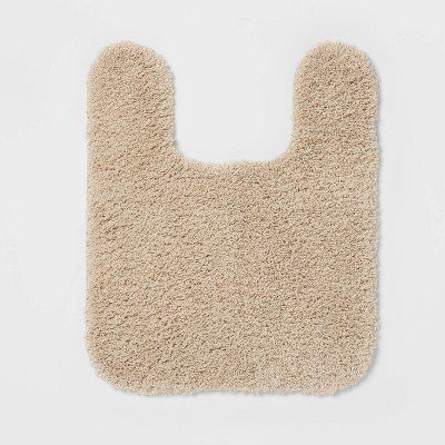 Perfectly Soft Nylon Solid Contour Bath Rug - Opalhouse™