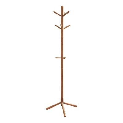 """69"""" Contemporary Style Coat Rack - EveryRoom"""