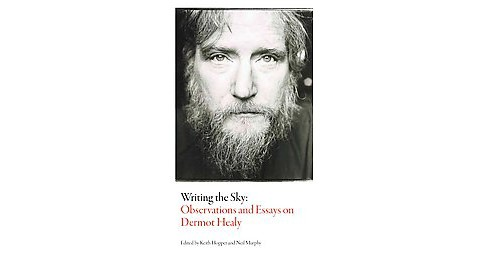 Writing the Sky : Observations and Essays on Dermot Healy (Paperback) - image 1 of 1