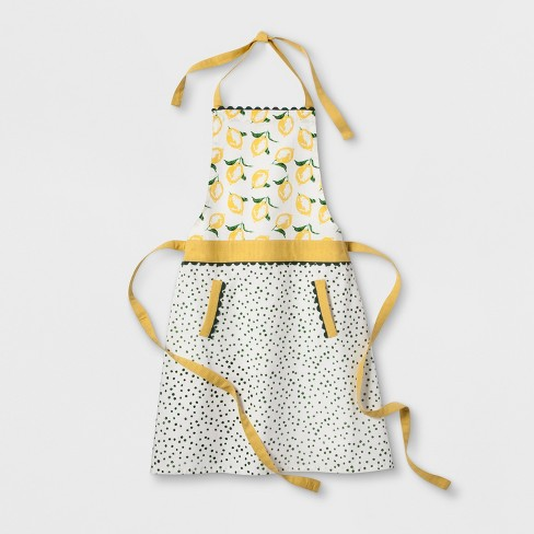 Cooking Apron Yellow  - Opalhouse™ - image 1 of 1