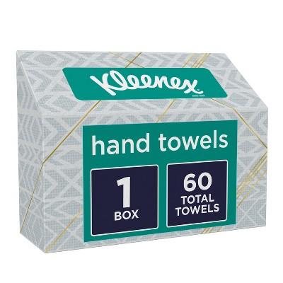 Paper Towels: Kleenex Disposable Hand Towels