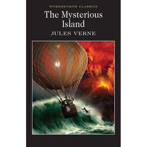 The Mysterious Island - (Wordsworth Classics) by  Jules Verne (Paperback) - image 1 of 1